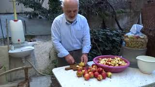 evde doğal elma sirkesi yapımı, Çok Kolay  DOĞAL SİRKE YAPIMI