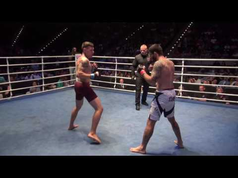 Island Fights 40: Wanderley Camilo vs Brok Weaver