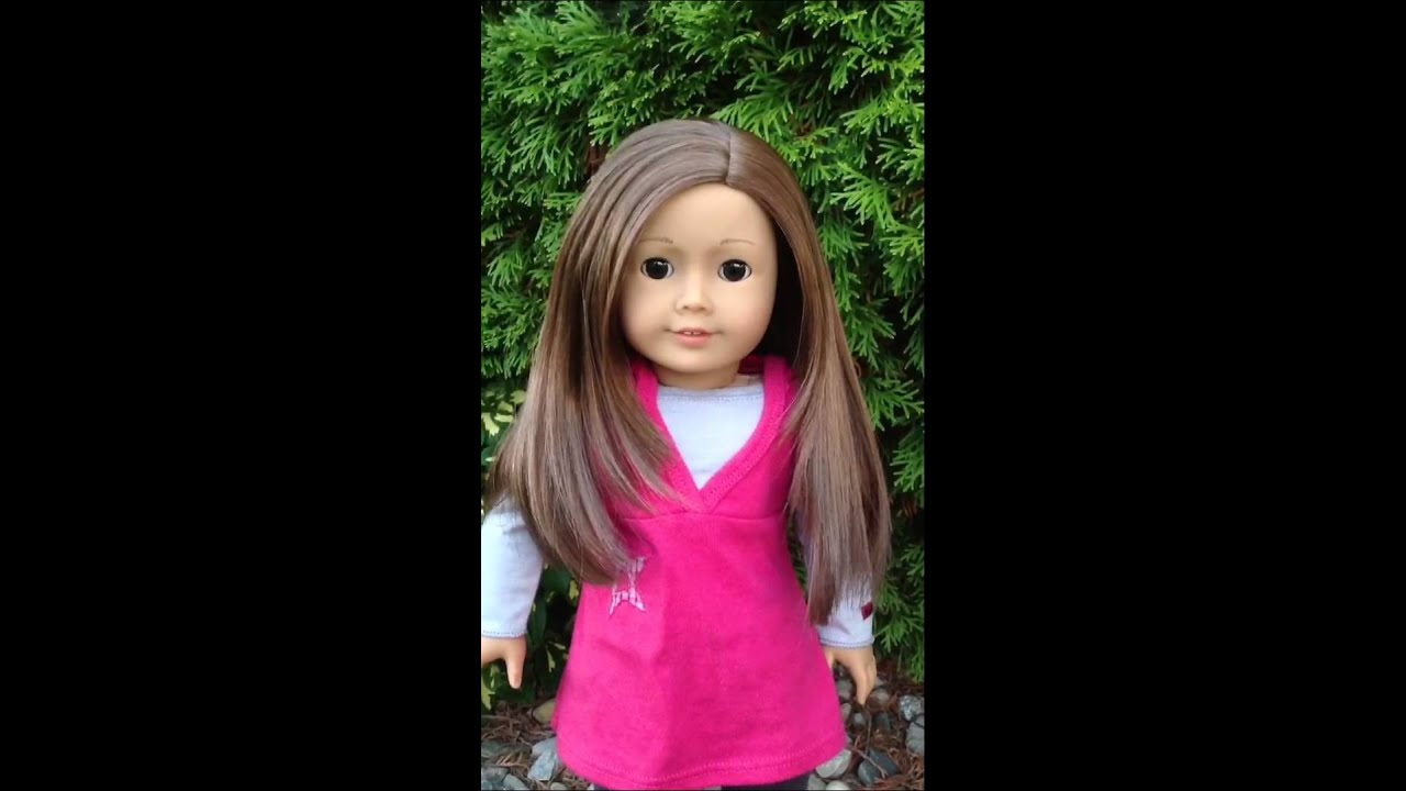 My American Girl 59 Review Youtube