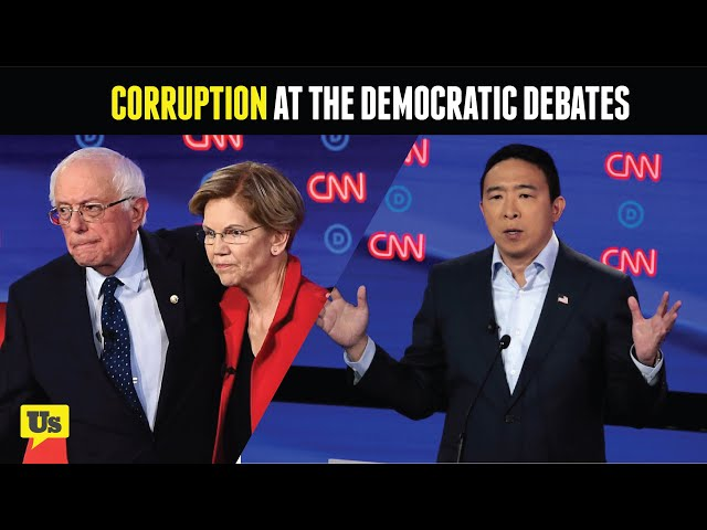 Corruption at the Democratic Debate