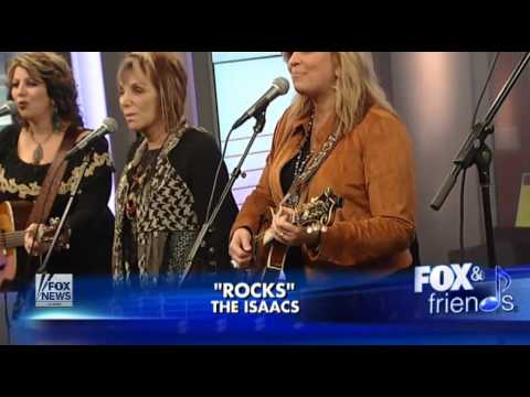The Isaacs - Rocks (live)