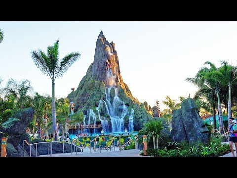 [4K] Full Park Walk Through - Volcano Bay Orlando, FL