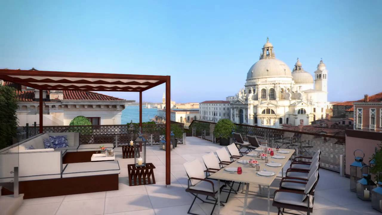 Virtual Tour: Unveil the Terrazza Redentore Suite | The Gritti ...
