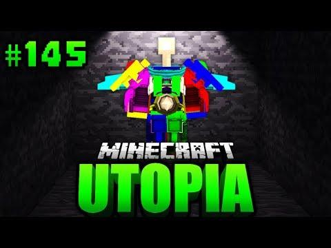 Ist... das... die LEGENDE?! - Minecraft Utopia #145 [Deutsch/HD]