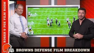 Film Room with Kosar and Fox: Browns Defense | Cleveland Browns