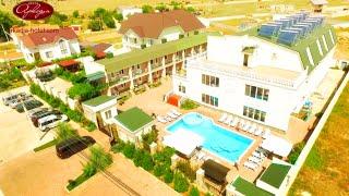 видео Семейный отель на берегу моря