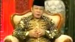 Ketika KH Zaenuddin MZ bertaudziah mengenai Enam Perkara yang merusak amal kita