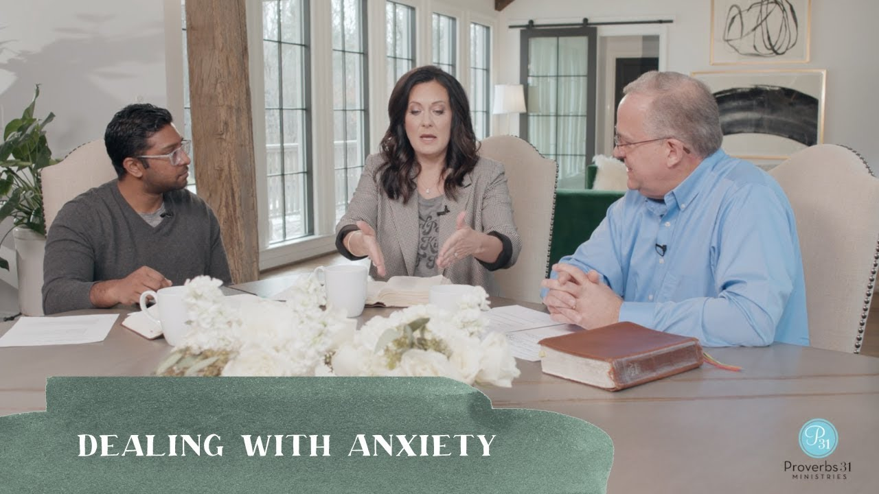 Download Therapy & Theology: Dealing With Anxiety   Episode 5