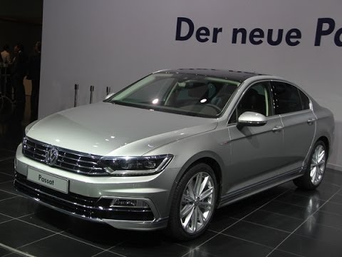 pr sentation de la nouvelle volkswagen passat youtube. Black Bedroom Furniture Sets. Home Design Ideas