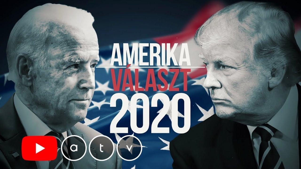 Exkluzív: Amerika választ 2020 - A Trump-Biden vita (magyar szinkronnal)