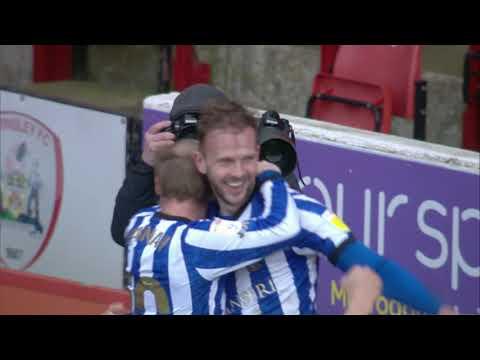 Barnsley Sheffield Wed Goals And Highlights