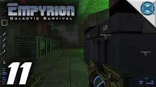 "Empyrion Galactic Survival Gameplay / Let's Play (S-4) -Ep. 11- ""Xenu Mining Complex Complete"""