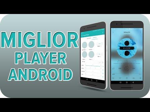 Il Miglior MUSIC PLAYER Android! Recensione Gom Audio Player - Rodiandrea