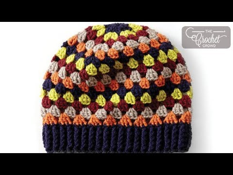 How to Crochet Granny Hat