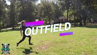 Kersti Svenningsen NCAA Softball Skills Video Class of 2020 Outfield Second Base