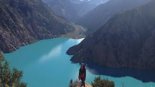 SOLO TRAVEL NEPAL – Upper Dolpa and Phoksundo Lake – Prasuna Dongol