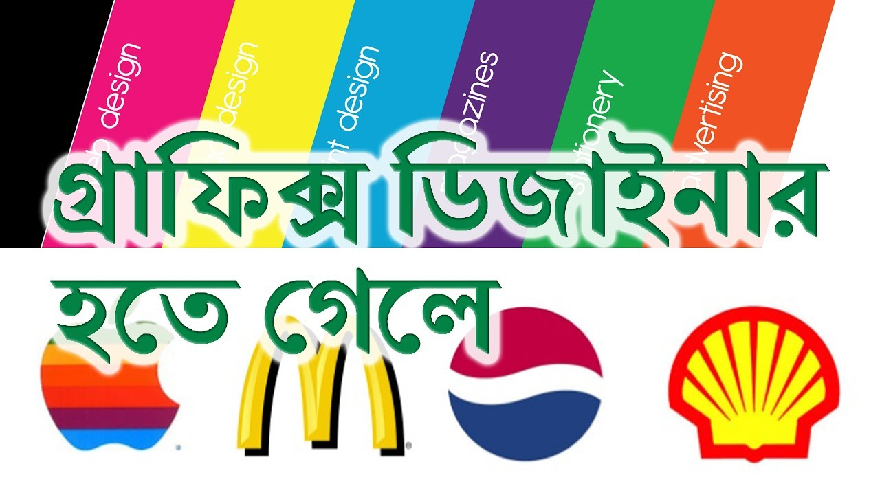 What can you do with a Graphic Design Degree, Evolution of Graphic design, Explain in Bangla