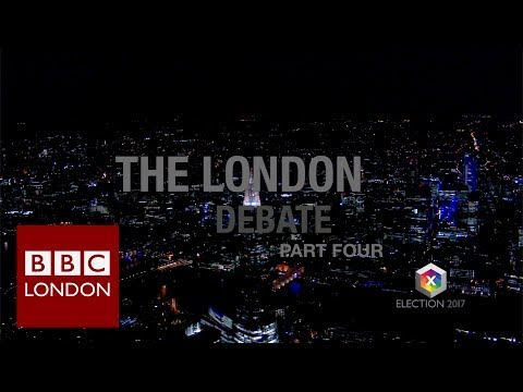 BBC Election 2017: The London Debate - part 4 NHS and social care