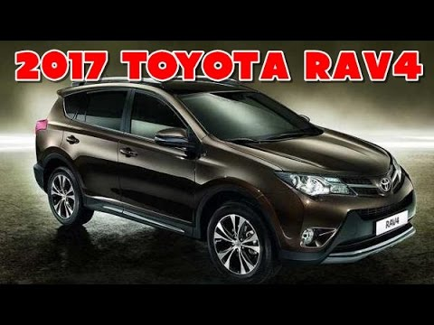 2017 Toyota Rav4 Redesign Interior And Exterior