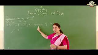 2-Alcohols, Phenols and Ethers