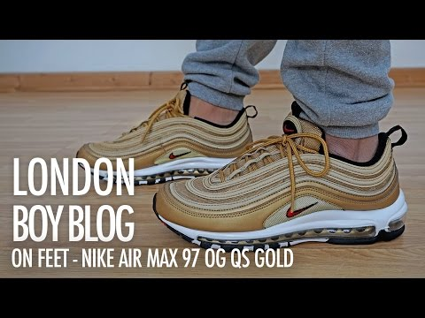 air max 97 og gold