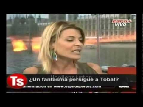 Fantasma Aparece en la Foto de una actriz argentina