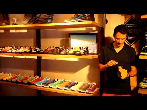 Comparatif SALOMON Chaussures Trail Running Volcano Homme