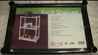 Redi-shelves For Gaming Setups