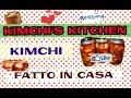 KIMCHI'S KITCHEN: Kimchi fatto in casa