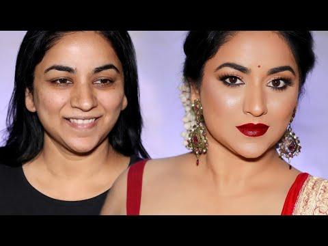 DIWALI 2020 TRANSFORMATION | Makeup Tutorial