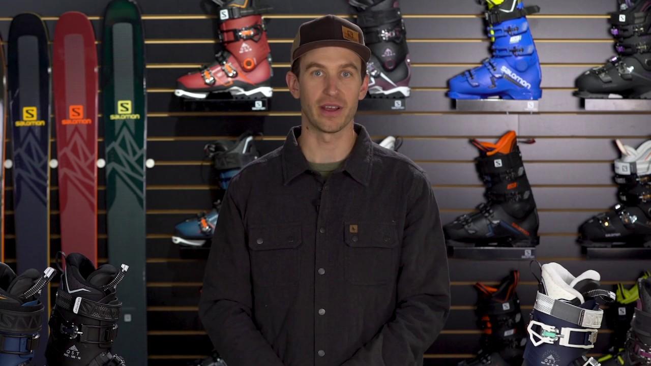 QST PRO 110 TR W Chaussures Équipement de Ski alpin Femme