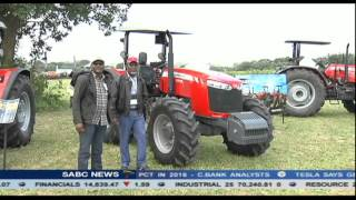SA developing farmers in Lusaka for farm mechanisation event