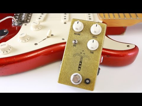 JHS Pedals Morning Glory V4 Demo