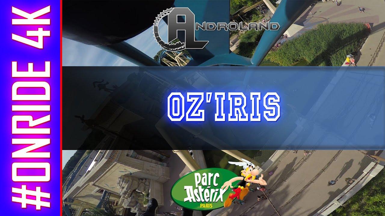 POV | Oz'iris - Parc Asterix (Androcam 4K)