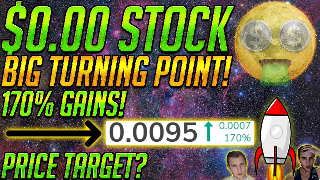 BUYING THIS $0.00 BlockChain Penny Stock UP 170% 🤯 YOUR NOT TOO LATE! 10x? Price Target!