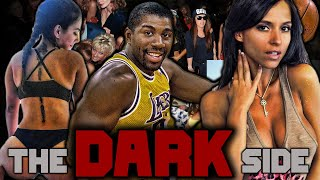 The DARK SIDE of Showtime (What the NBA Doesn't Want You to Know)