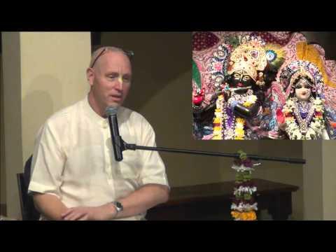 The realm of pure consciousness by HG Vaisesika Prabhu, 03-09-16