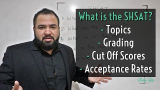 What is SHSAT : Topics, Grading, Cutoff Scores, Acceptance Rates |  Specialized High Schools (2019)