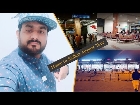 Home To Airport Tour 13112019  Sialkot