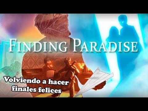 Finding Paradise Parte #1 Volvemos al mundo To The Moon