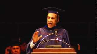 Sohaib Abbasi, 2012 College of Engineering Commencement Address