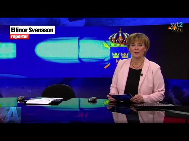Missen i SVT:s Aktuellt som får alla att skratta