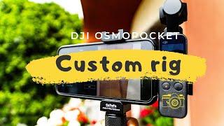 DJI osmo Pocket Rig (CaTeFo)