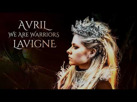 """Avril Lavigne Shares New Version Of """"We Are Warriors"""""""