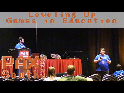 PAX South 2017 - Beyond Jeopardy: Leveling Up Games in Education
