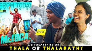 Sivakarthikeyan Next Thala OR Thalapathy?!? | SK Fan Reactions at Mr.Local FDFS!