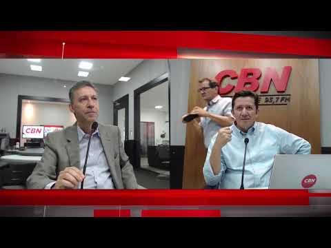 Entrevista CBN Campo Grande: Esacheu Nascimento, presidente da Santa Casa de Campo Grande