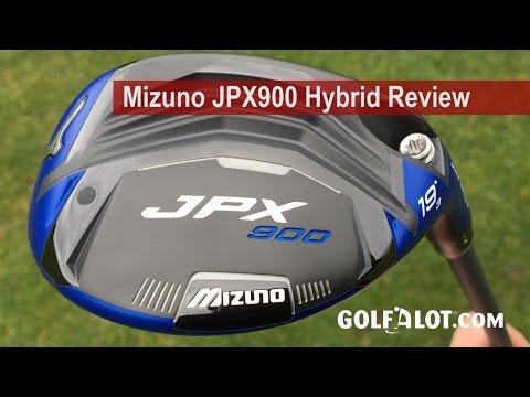 mizuno jpx900 hybrid