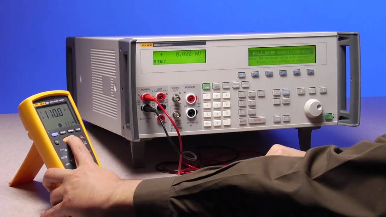 The 5080A Multi-Product Calibrator: Calibration solutions for your analog  and digital workload