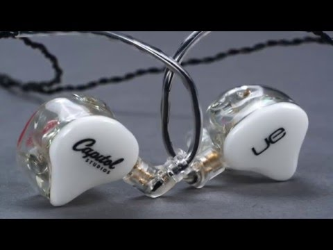 Ultimate Ears Reference Remastered - Head-Fi TV